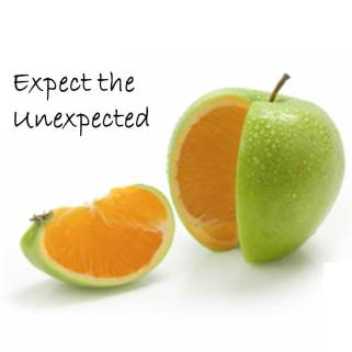 Expect-the-unexpected